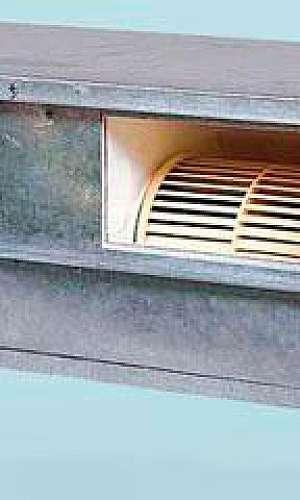 Ar condicionado fan coil preço