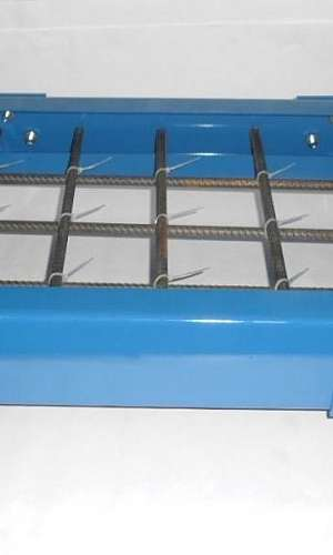 Base antivibratória para ventilador