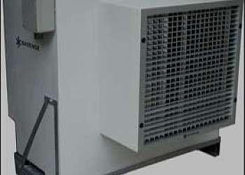 Ventilador com climatizador