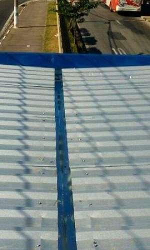 Empresa de manutenção de telhados