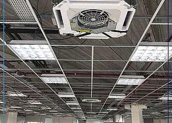 Empresa especializada em manutenção de ar condicionado