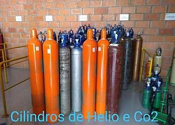 Empresa de lavagem de gases industriais