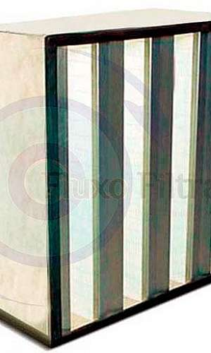 Filtro de ar condicionado fan coil