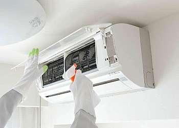 Higienização ar condicionado de carros