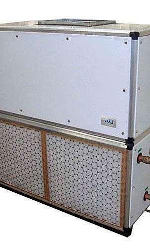 Instalação de ar condicionado dutado