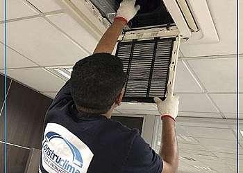 Empresa de instalação e manutenção de ar condicionado
