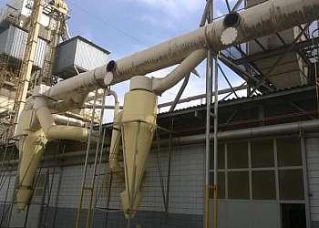 Serviço de lavagem de gases industriais