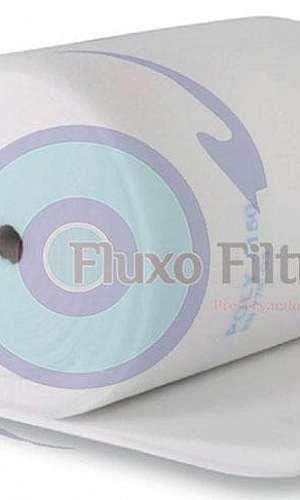 Manta filtrante para ar condicionado