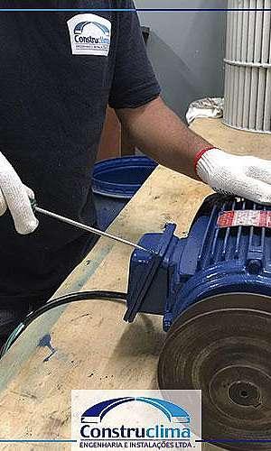 Manutenção corretiva de ar condicionado SP