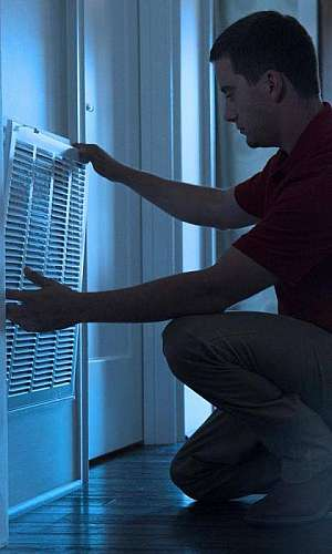 Manutenção de ar condicionado comercial