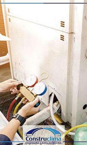Manutenção de ar condicionado vrf