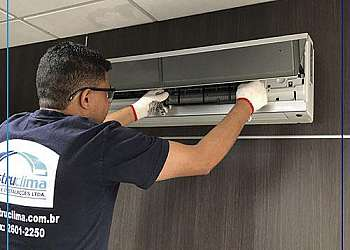 Quanto custa uma higienização do ar condicionado