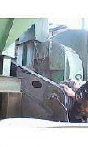Manutenção preditiva lavadoras de gases