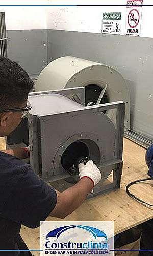Manutenção preventiva de ar condicionado preço