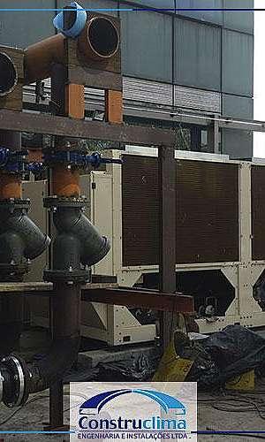 Preço de instalação de ar condicionado
