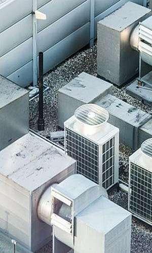 Sistema de ar condicionado central
