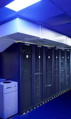 Sistema de ar condicionado para data center