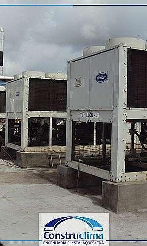 Sistema de Climatização Industrial