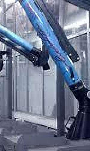 sistema de extração de gases