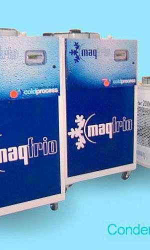 Sistema de resfriamento industrial
